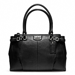 COACH MADISON  KARA CARRYALL IN LEATHER - ONE COLOR - F22262