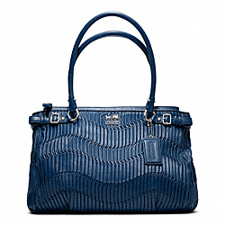 MADISON GATHERED LEATHER KARA CARRYALL - f22325 - 24936
