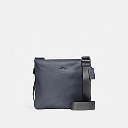 CROSSBODY - ANTIQUE NICKEL/MIDNIGHT - COACH F22346