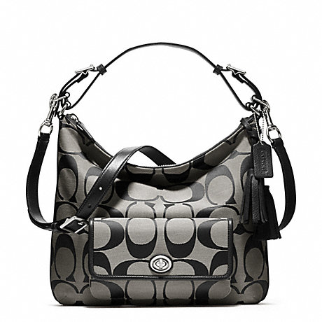 COACH SIGNATURE COURTENAY HOBO -  - f22392