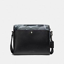 COACH CAMERA BAG WITH CAMO PRINT - NIMS6 - F22495