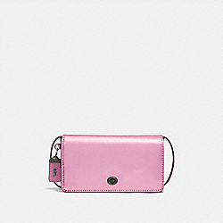 DINKY - METALLIC PINK/BLACK COPPER - COACH F22832