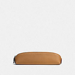 PENCIL CASE - LIGHT SADDLE - COACH F22880