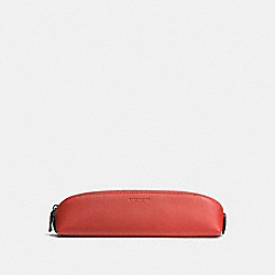 PENCIL CASE - VERMILLION - COACH F22880