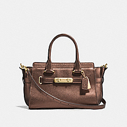 COACH SWAGGER 27 - BRONZE/LIGHT GOLD - COACH F23197