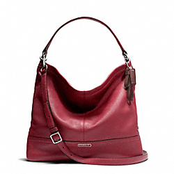 COACH PARK LEATHER HOBO - ONE COLOR - F23293