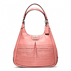 COACH MADISON WOVEN MAGGIE - ONE COLOR - F23385