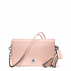 COACH PENELOPE SHOULDER PURSE IN LEATHER - ONE COLOR - F23403