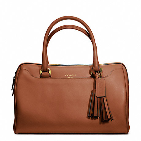 COACH f23574 LEATHER HALEY SATCHEL