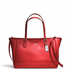 COACH SAFFIANO CITY TOTE - ONE COLOR - F23578