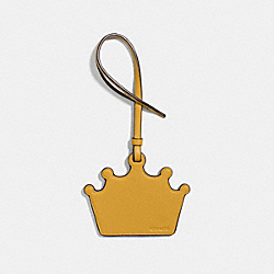 CROWN ORNAMENT - FLAX - COACH F23580