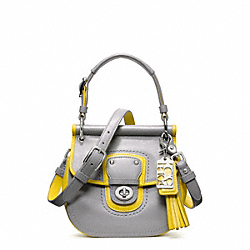 COACH ARCHIVAL TWO TONE MINI WILLIS - ONE COLOR - F23709