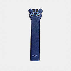 COACH ACE BOOKMARK - ECK - F23729