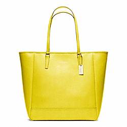 COACH MEDIUM NORTH/SOUTH CITY TOTE - ONE COLOR - F23821