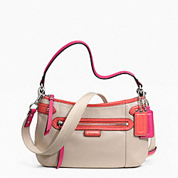 COACH DAISY SPECTATOR LEATHER CROSSBODY - ONE COLOR - F23951