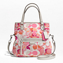 COACH DAISY KALEIDOSCOPE PRINT MIA - ONE COLOR - F23970