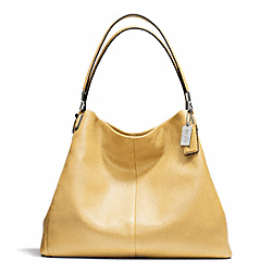 COACH MADISON LEATHER PHOEBE SHOULDER BAG - ONE COLOR - F24621