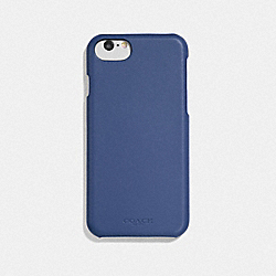 IPHONE 6S/7/8/X/XS CASE - PERIWINKLE - COACH F24816