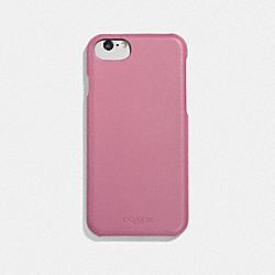 IPHONE 6S/7/8/X/XS CASE - ROSE - COACH F24816