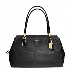 COACH MADISON LEATHER KIMBERLY CARRYALL - ONE COLOR - F25161