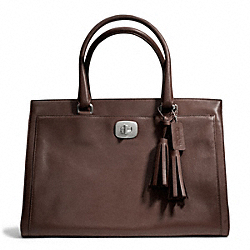 LEGACY LEATHER LARGE CHELSEA CARRYALL COACH F25365