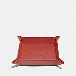 VALET TRAY - PEPPER - COACH F25437