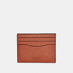 CARD CASE - GINGER - COACH F25602