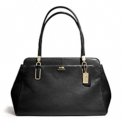 COACH MADISON LEATHER KIMBERLY CARRYALL - ONE COLOR - F25628