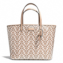 COACH PARK METRO DREAM C TOTE - ONE COLOR - F25673