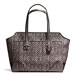 COACH TAYLOR SNAKE PRINT ALEXIS CARRYALL - ONE COLOR - F26034