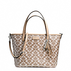 COACH PARK METRO DREAM C SMALL TOTE - ONE COLOR - F26201