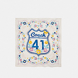 COACH 41 BANDANA - CHALK - COACH F26600