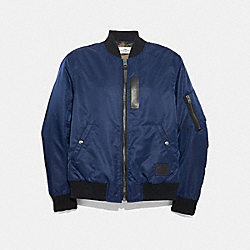 MA-1 JACKET - NAVY - COACH F26795