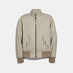 BARRACUDA JACKET - STONE - COACH F26797