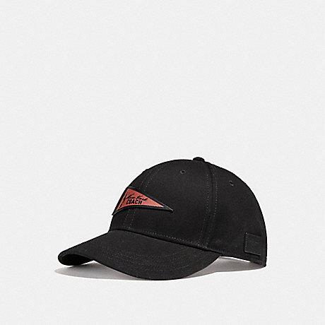 COACH AMERICANA CAP - BLACK - f26807