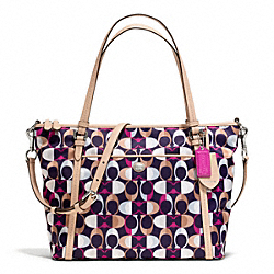 COACH PEYTON DREAM C PRINT POCKET TOTE - ONE COLOR - F26925