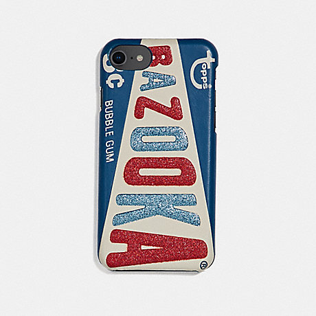 COACH BAZOOKA™ IPHONE CASE - MULTICOLOR - f27329