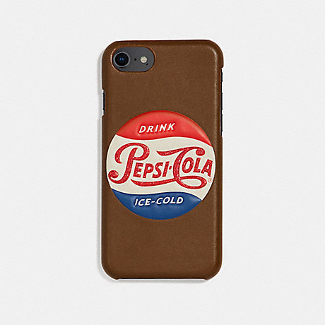 COACH PEPSI® IPHONE CASE - MULTICOLOR - f27332