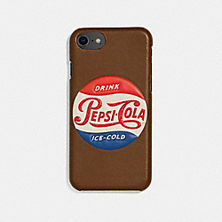 PEPSI® IPHONE CASE - MULTICOLOR - COACH F27332