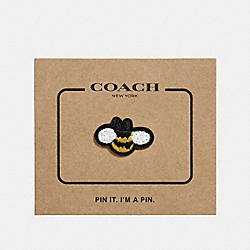 BEE PIN - MULTICOLOR - COACH F27365