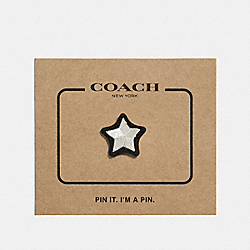 STAR PIN - MULTICOLOR - COACH F27370