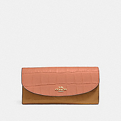 COACH SLIM ENVELOPE WALLET - IMMU4 - F27482