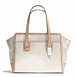 COACH TAYLOR FOILED CARRYALL - ONE COLOR - F27727