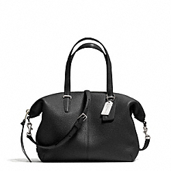 COACH BLEECKER PEBBLED LEATHER SMALL COOPER SATCHEL - ONE COLOR - F27926