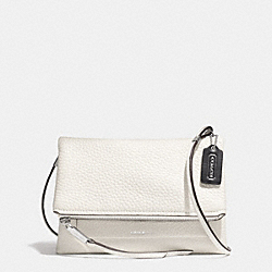 COACH THE URBANE CROSSBODY BAG IN PEBBLE LEATHER - UEIVO - F28121