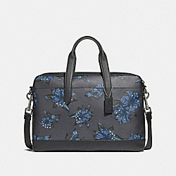 HAMILTON BAG WITH HAWAIIAN LILY PRINT - NINI9 - COACH F28635