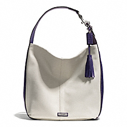 COACH AVERY CANVAS HOBO - ONE COLOR - F28911