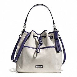 COACH AVERY CANVAS DRAWSTRING - ONE COLOR - F28913