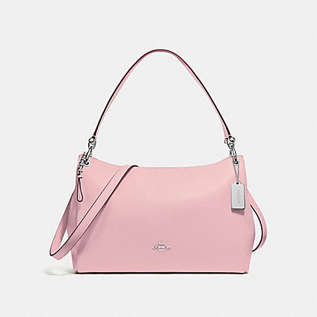 COACH MIA SHOULDER BAG - PETAL/SILVER - F28966