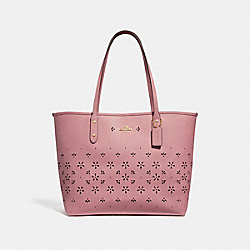 CITY TOTE - VINTAGE PINK/IMITATION GOLD - COACH F28973